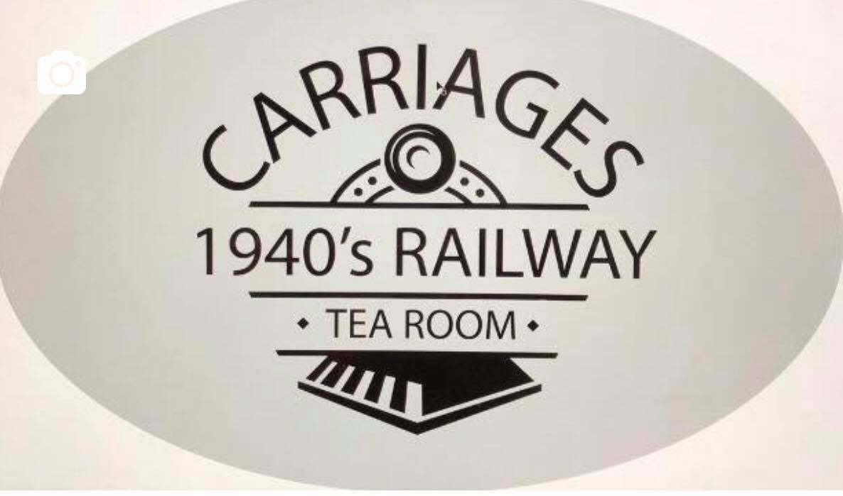 Carriages 1940's Railway Tearoom
