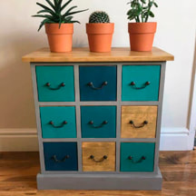 Bespoke painted furniture
